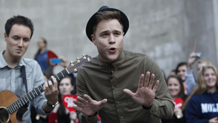 Olly Murs: Troublemaker