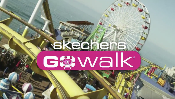 Sketchers: GO Walk