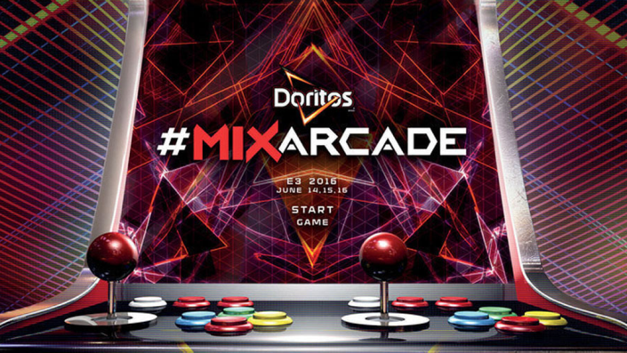 Doritos: Mix Arcade