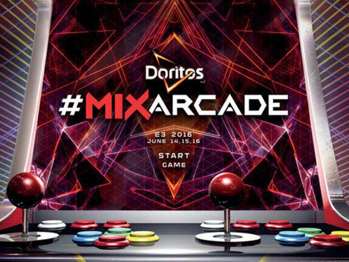 Doritos: Mix Arcade