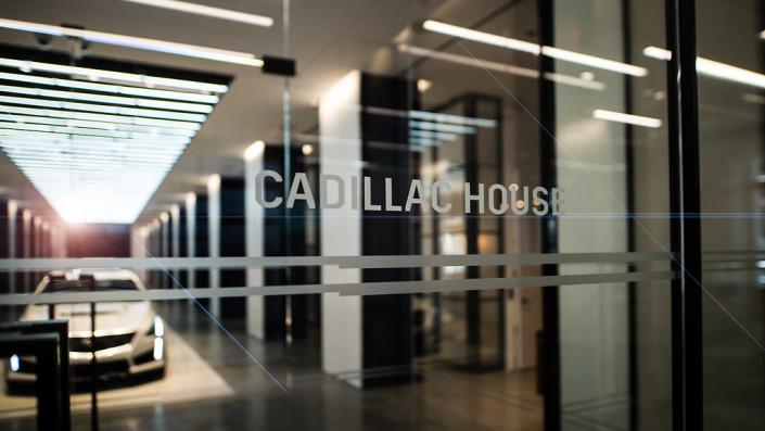 Cadillac House, NYC